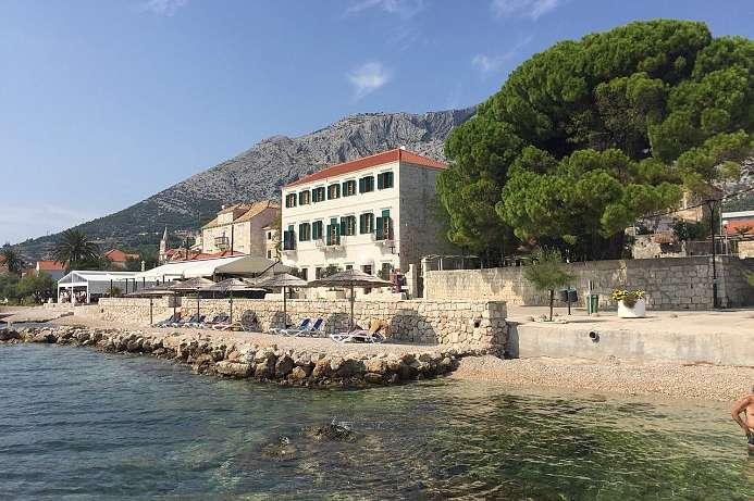 Dubrovnik sarajewo bosnien stadtresidenzen und boutique for Boutique hotel korcula