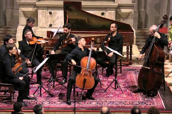 Concerts on 200 evenings a year: Interpreti Veneziani