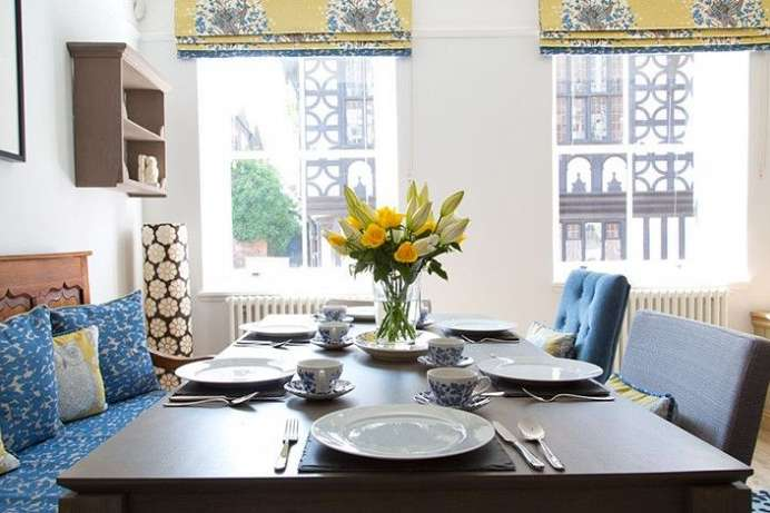 Stilvolles Ambiente: B&B in Chester