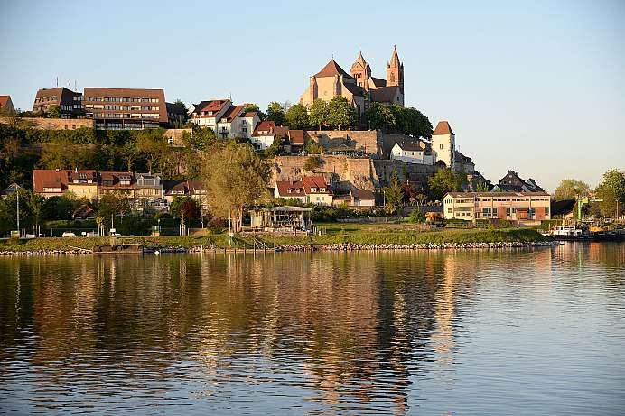 Breisach on the Upper Rhine