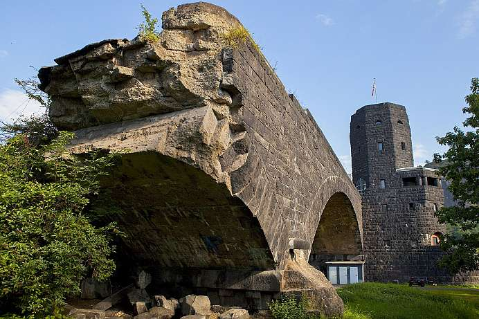 The bridge of Remagen