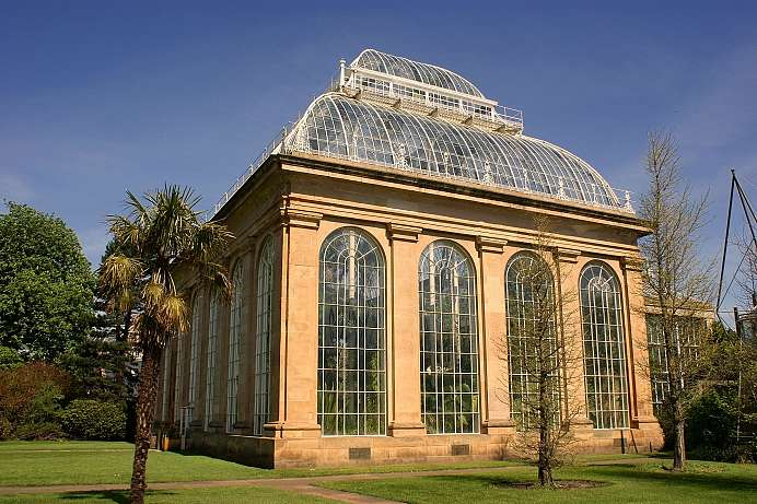 The Glasshouse: Royal Botanic Garden Edinburgh