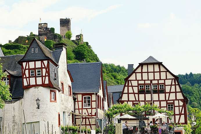 Sleeping Beauty of the Mosel: Beilstein