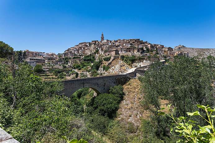Am Camí de l'Escaleta: Bocairent