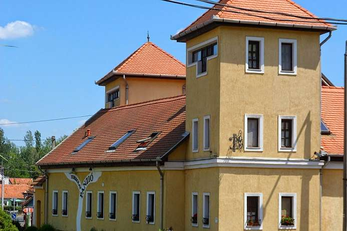 Gediegenes Ambiente: Pension in Tokaj