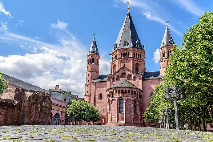 Great Romanesque: Mainz Cathedral