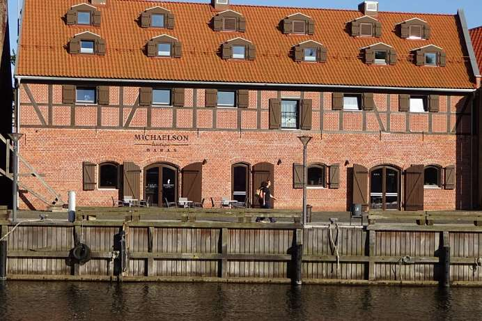 Ehemaliges Lagerhaus: Boutique-Hotel in Klaipeda