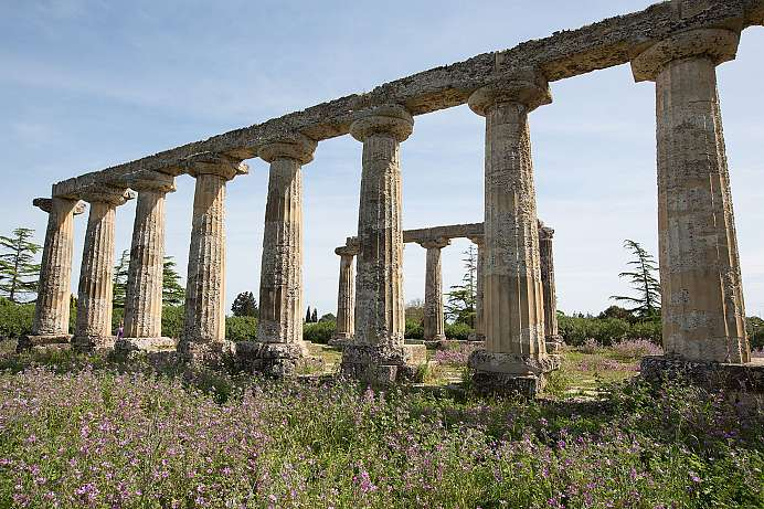 Temple of Hera near Metaponto