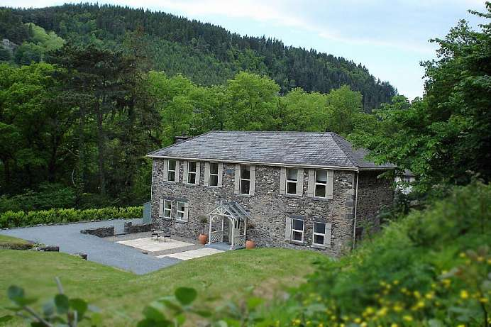 Im Nationalpark gelegen: B&B in Betws-y-Coed