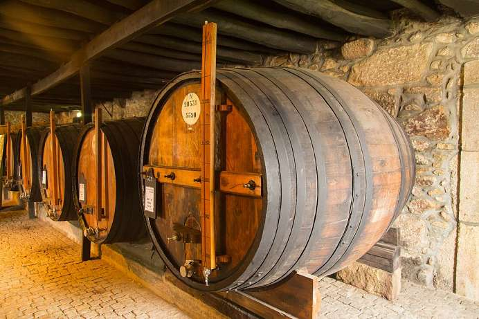 Most famous winery in the Douro valley: Taylor's