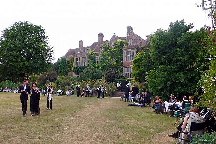 Englisches Sommerritual: Glyndebourne Festival Opera