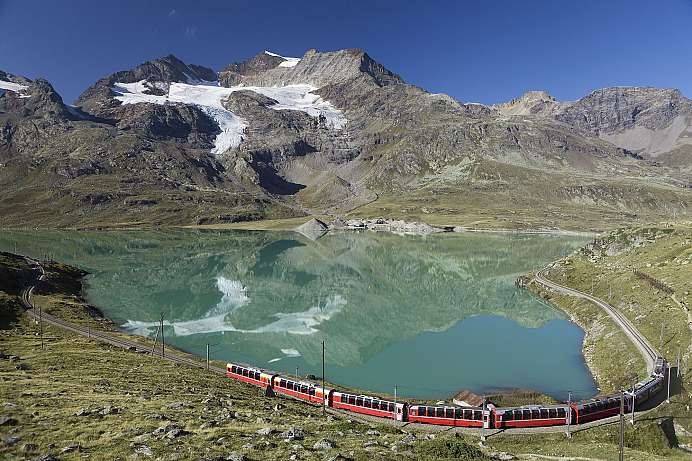 Unforgettable: A ride on the Glacier Express