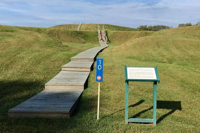 Welterbe der Unesco: Poverty Point
