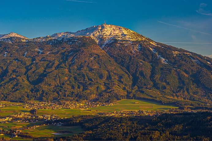 Innsbruck's local mountain: Patscherkofel