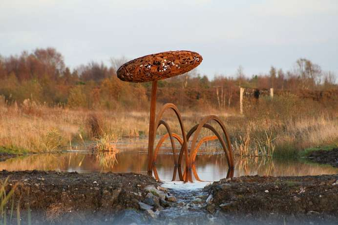 Kunst im Moor: Sculpture in the Parklands
