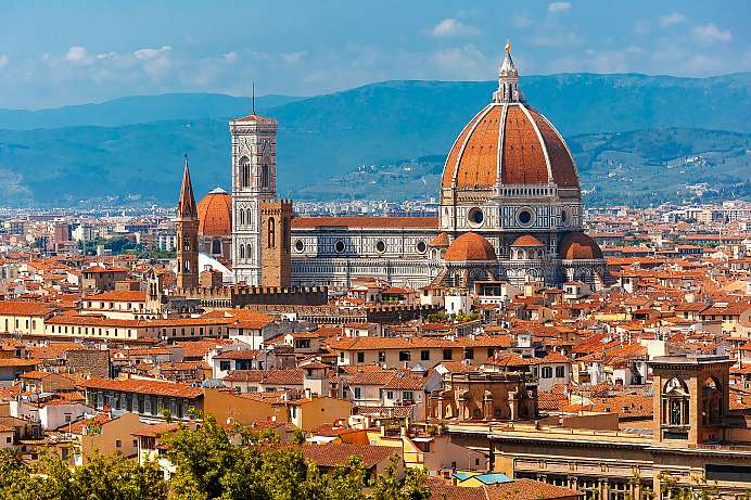 City of Renaissance: Florence
