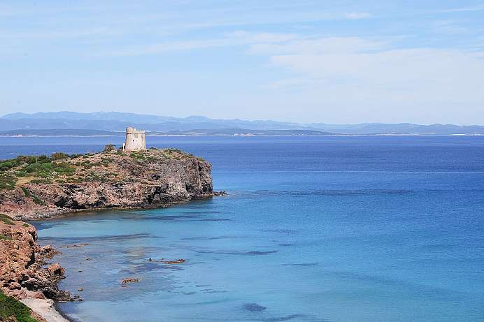 Remote coasts: Sant'Antioco