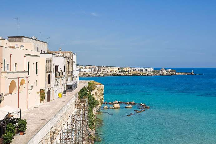 Heel of the boot: The historical Otranto