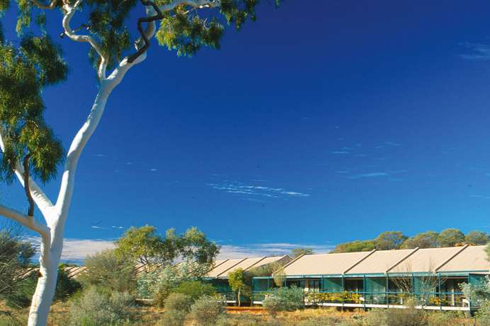 Im Watarrka National Park: Resort am Kings Canyon