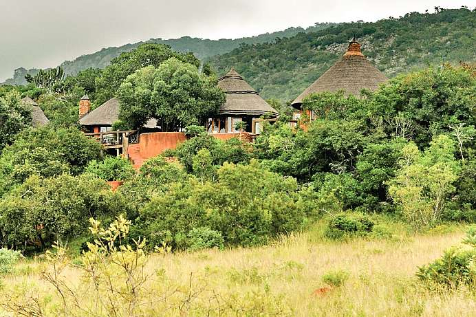 Im Venda-Stil: Wilderness Camp in Soutpansberg