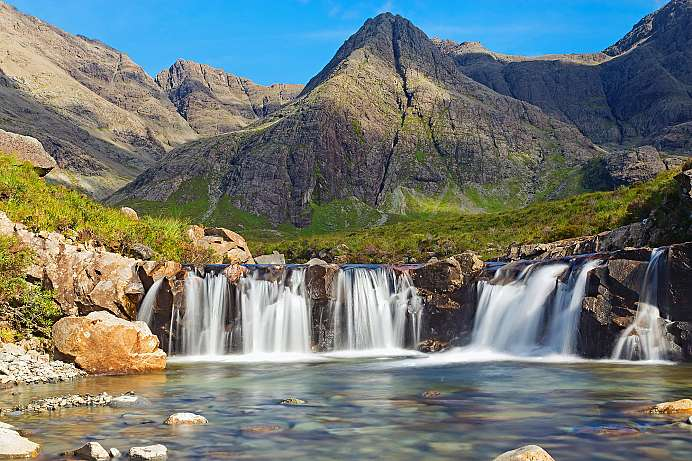 Wilde Romantik und Whisky: Isle of Skye