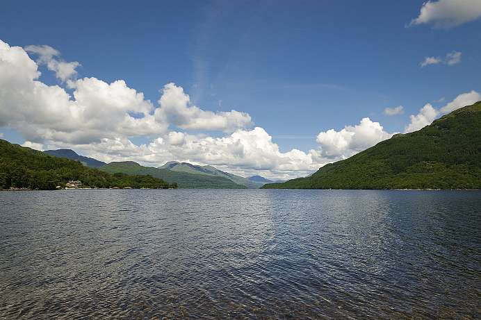 Queen of all Scottish Lakes: Loch Lomond
