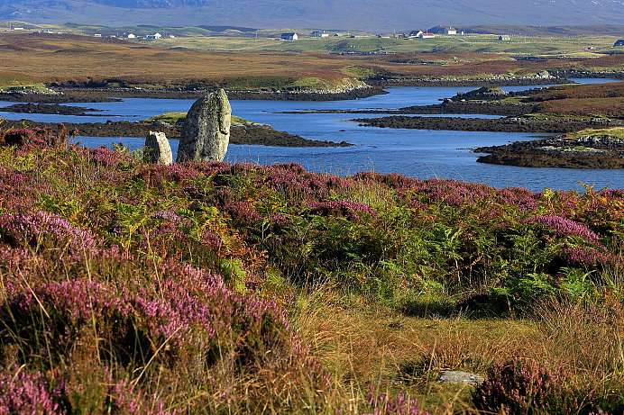Wilderness at the end of Europe: Uist