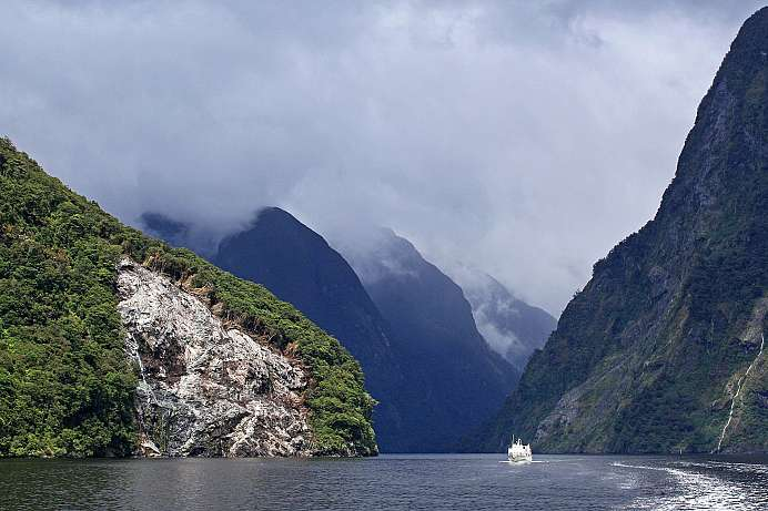 Tagestour im Doubtful Sound
