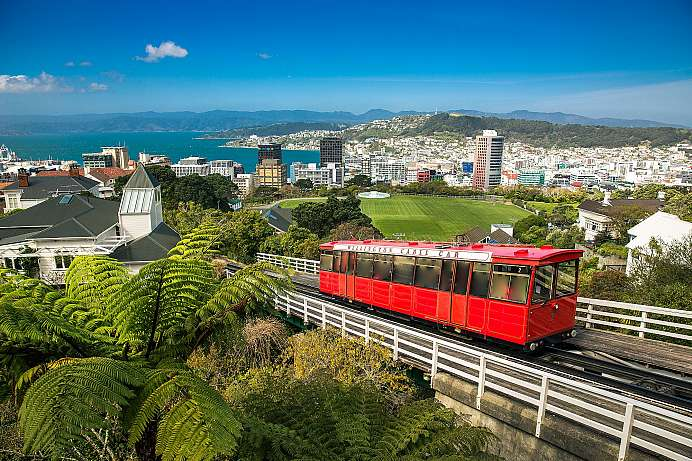 Wellingtons Cable Car
