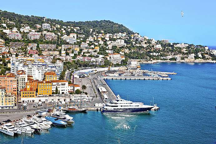 Belle Epoque, italienisches Flair: Nizza