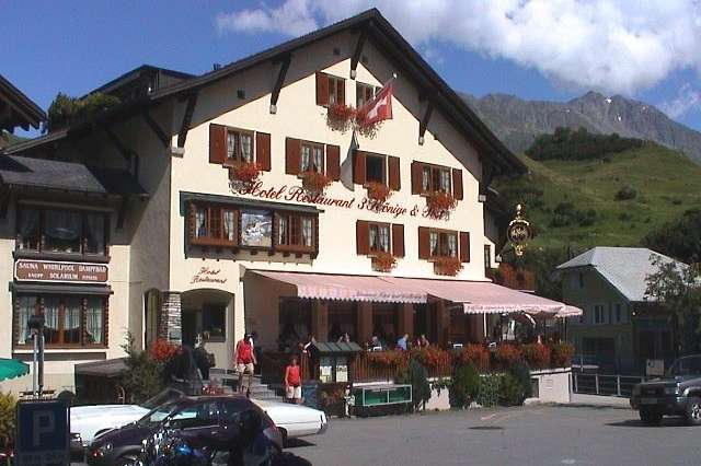 Swiss hospitality near