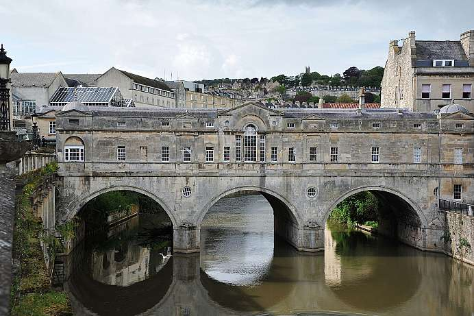 World Heritage Site: Bath on Avon