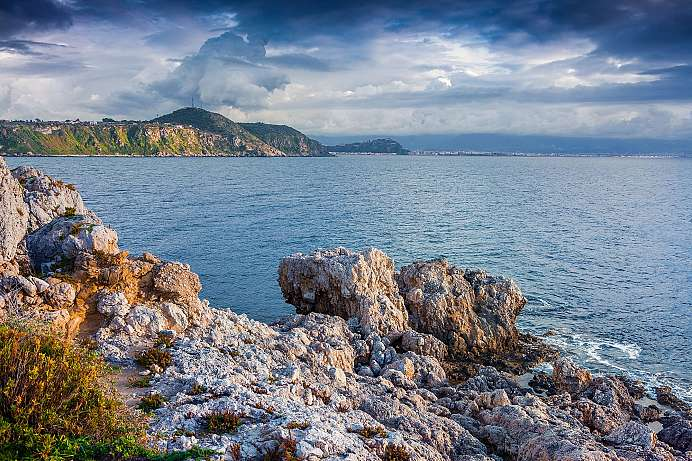 Gateway to the Aeolian Islands: Milazzo