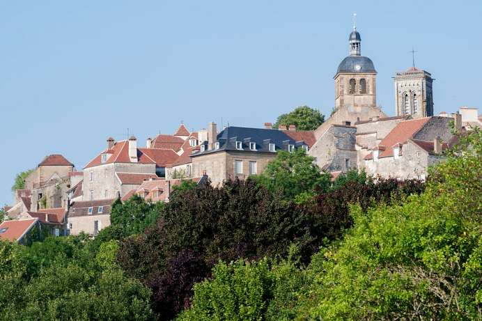 Gem of the Middle Ages: Vézelay