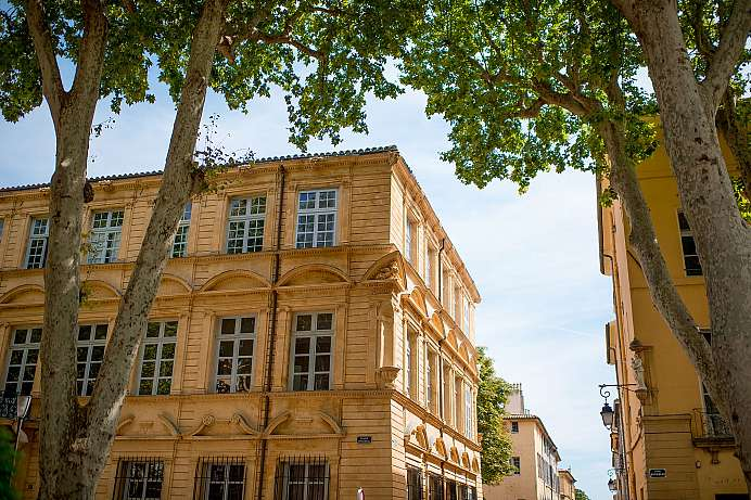 Paris of the south: Aix-en-Provence