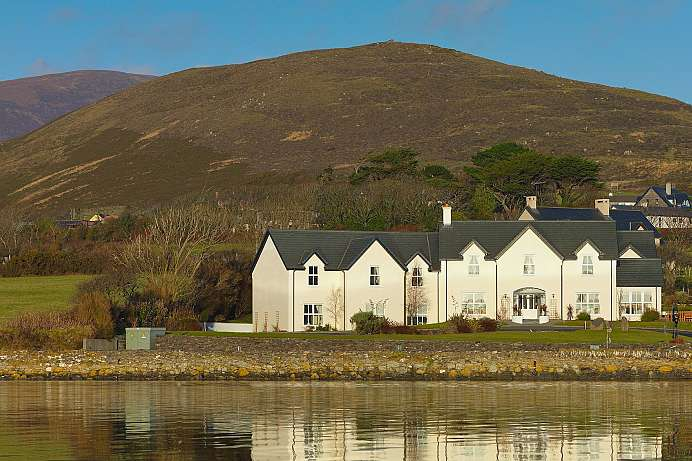Am Ufer der Dingle Bay: Gästehaus bei Dingle