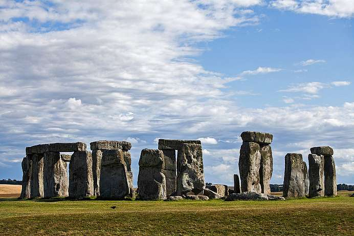 A mystery even today: Stonehenge