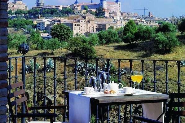 Am Rio Tajo: Hotel in Toledo