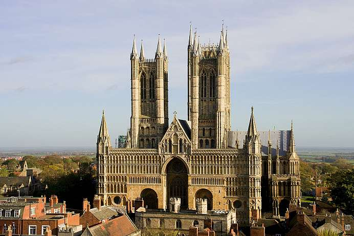 Monumental: Lincoln Cathedral