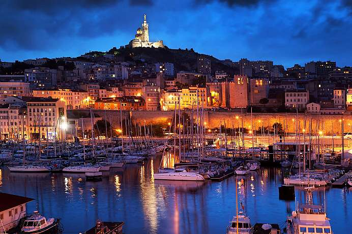 Marseilles: The Old Harbour