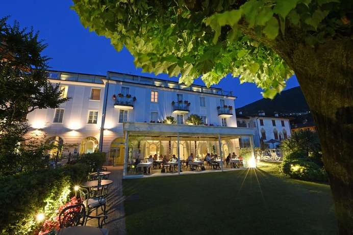 Prachtvolle Lage am Iseosee: Boutique-Hotel in Sulzano