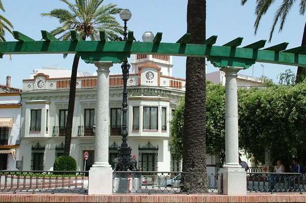 Listed landmark: A boutique hotel in downtown Jerez
