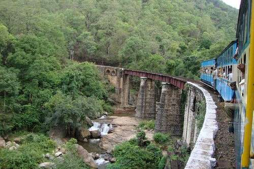Toy Train: Coonor nach Ooty
