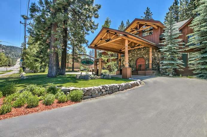 Unter den Top 10 in Kalifornien: Lodge am Lake Tahoe