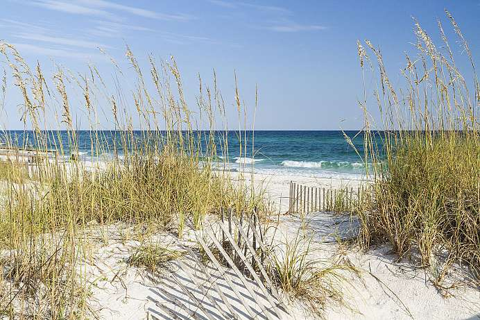 Naturreservat bei Pensacola: Gulf Islands National Seashore