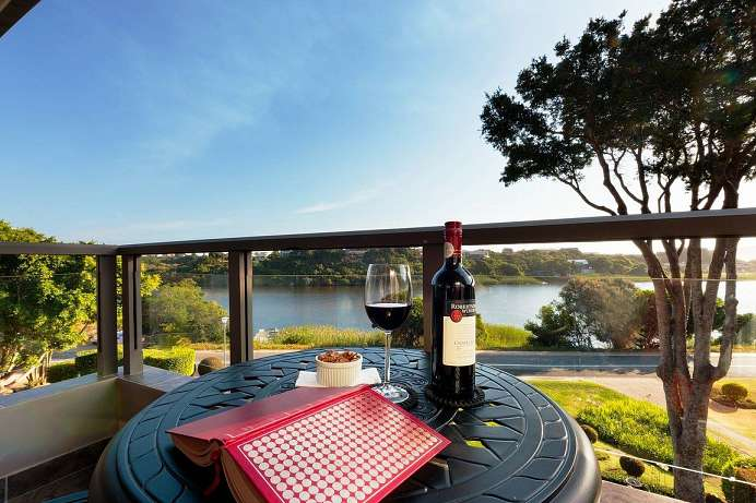 Ideale Bleibe an der Garden Route: Lodge in Wilderness