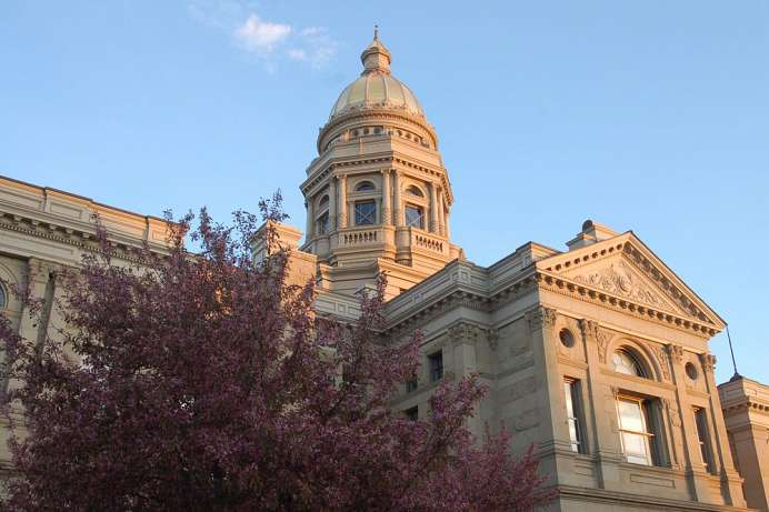 Cheyenne: State Capitol
