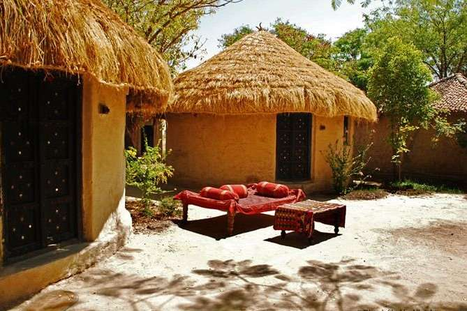 Eco-Resort: Rann Riders