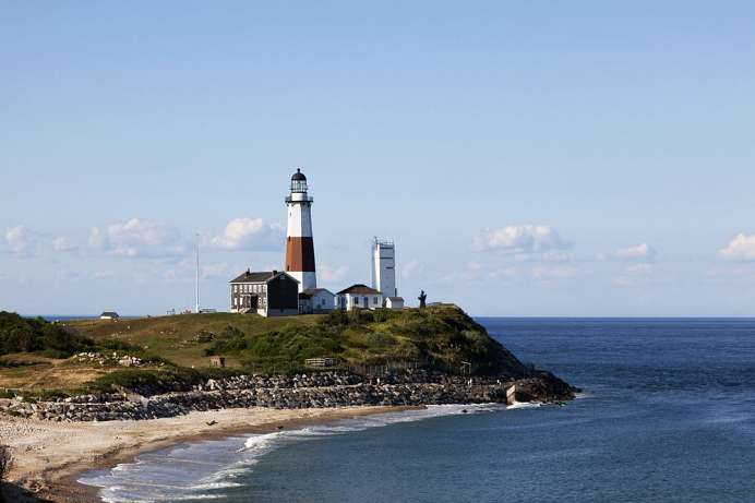 Montauk Point, Long Island