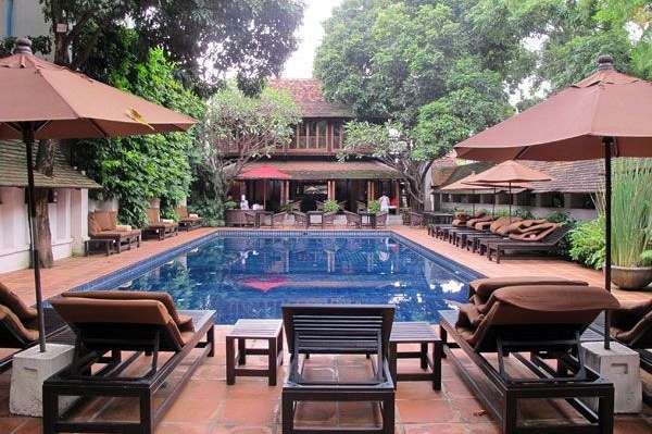 Oase der Ruhe: Boutique Resort in Chiang Mai